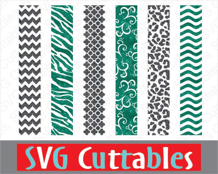 cheer bow stips vector  svg digital cut file for cutting machines by svgcuttables on etsy