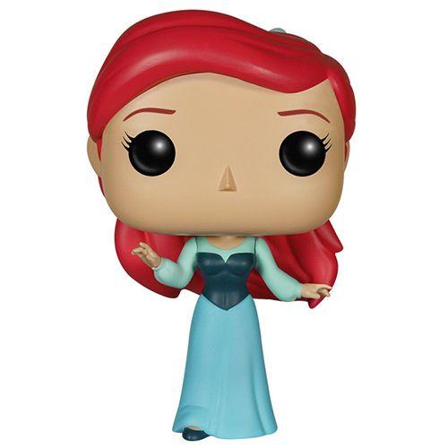 """Ariel est le personnage principal du dessin animé de Walt Disney """"La Petite Sirène"""" inspiré du conte d'Andersen du même nom. Ariel est une sirène et la plus jeune fille du roi Triton. Elle..."""