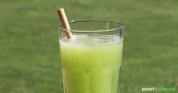 """Vergiss """"grüne Cola"""" – diese gesunde Erfrischung ist der Sommerhit!"""