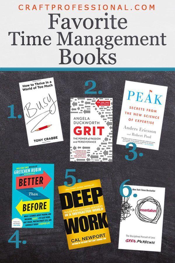 Best Time Management Books In 2020 Management Books Business Books Entrepreneur Books
