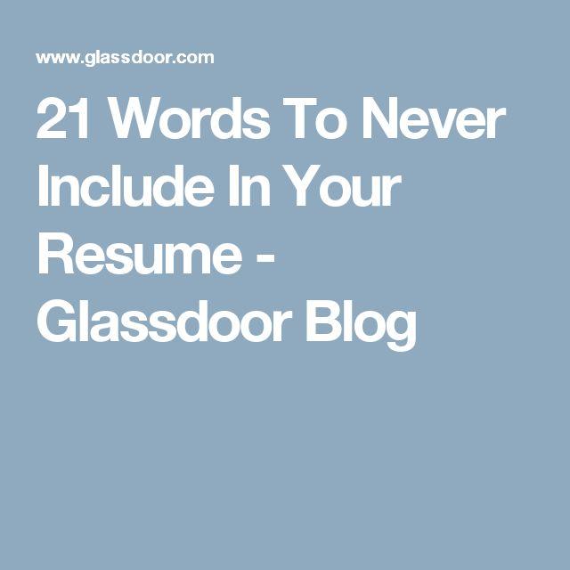 7 Ways to Transform Your Resume Today - Glassdoor Blog Careers