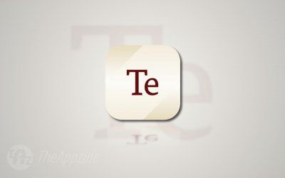 Terminology 3 - Extensible #Dictionary and #Thesaurus #App #Review  | by Lisa Caplan for TheAppzine