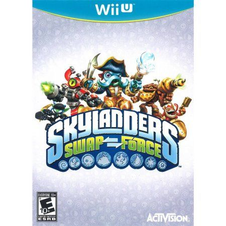 Skylanders Swap Force Starter Pack (Wii U), Multicolor