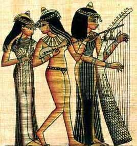 How the ancient Egyptians cared for their skin! Very interesting! A lot of these natural products we still use today including henna, olive oil, honey milk and sesame oil! No need for the harsh chemicals companies try to make us use today! Plus, this article talks about their passion for makeup!