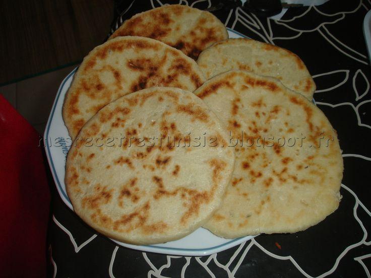 Recettes Tunisiennes JIJI: Chapati