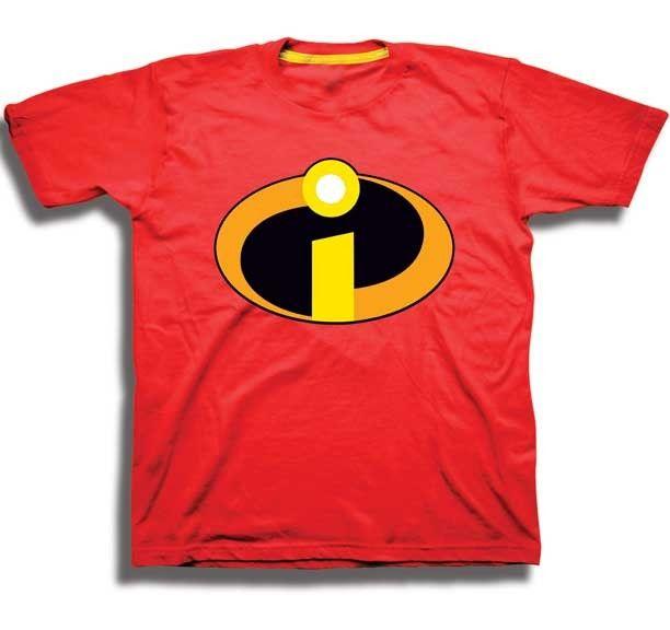 Disney Pixar Incredibles 2 Shirt Black Grey Boys Size 4T 5T
