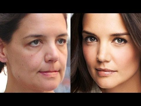 Celebrities - Famous Actresses Without Makeup - YouTube