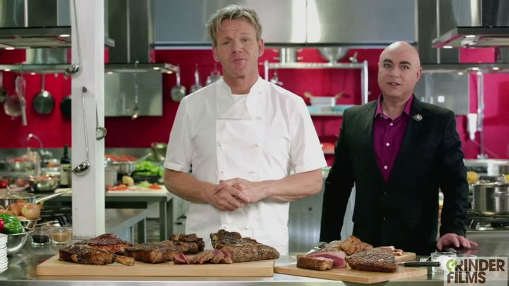 lol - these two are funny :) Gordon Ramsay & Nataniel
