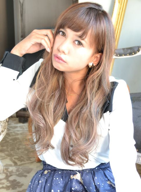 外国人風sweetカール 【BAROQUE】 http://beautynavi.woman.excite.co.jp/salon/24577?pint ≪ #longhair #longstyle #longhairstyle #hairstyle ・ロング・ヘアスタイル・髪型・髪形≫