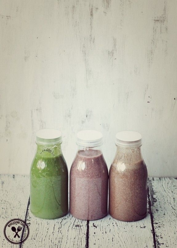Our Favourite Wholefood Smoothie Juices - http://wholesome-cook.com/2014/06/24/our-favourite-wholefood-smoothie-juices/