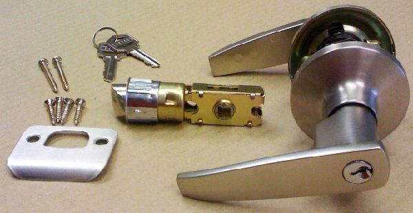 Mobile Home Lever Door Handles