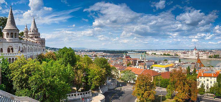 Budapest - Guida turistica online su Budapest