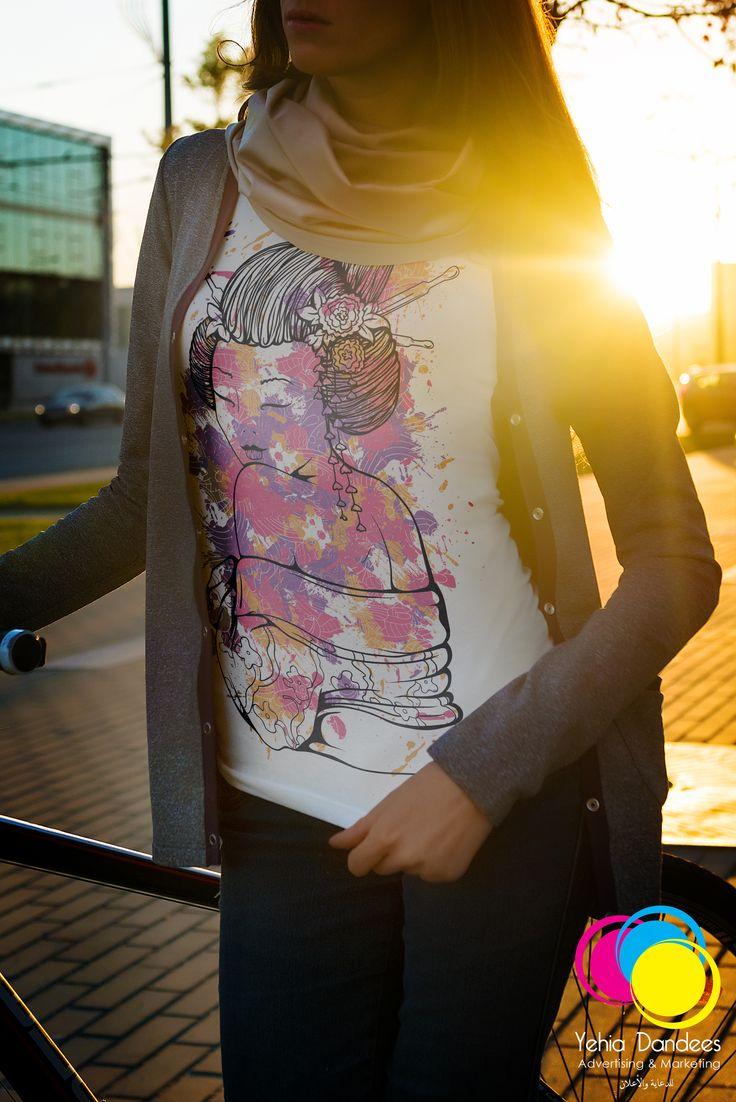 HQ printed T-shirts