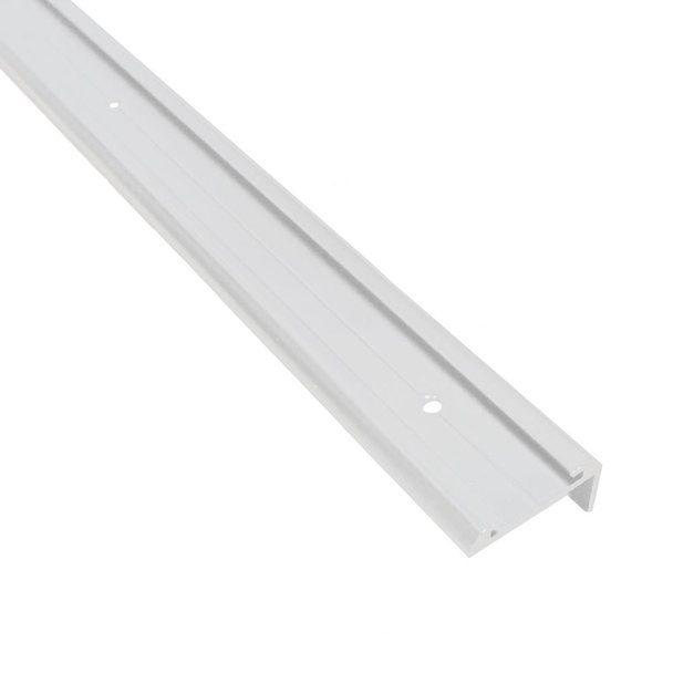 Ap Products 021 85001 8 Rv Aluminum Medium Leg Corner Molding White 8 Ft In 2020 Corner Moulding Aluminum Molding Roof Edge