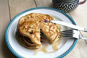 Thermomix Gluten Free Pancakes