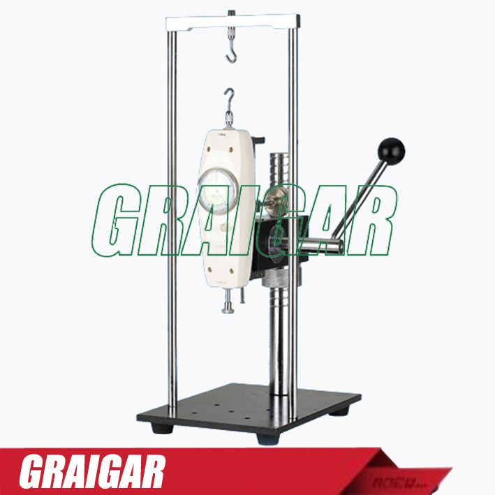Manual test stand AST-J pointer Push pull Force test