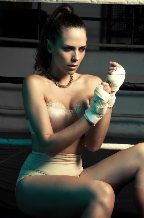 TANYA VAN GRAAN Nude - AZNude