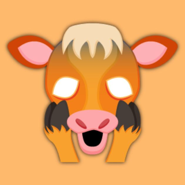 Read reviews, compare customer ratings, see screenshots, and learn more about Hazard Orange Cow Emoji Stickers. Download Hazard Orange Cow Emoji Stickers and enjoy it on your iPhone, iPad, and iPod touch.