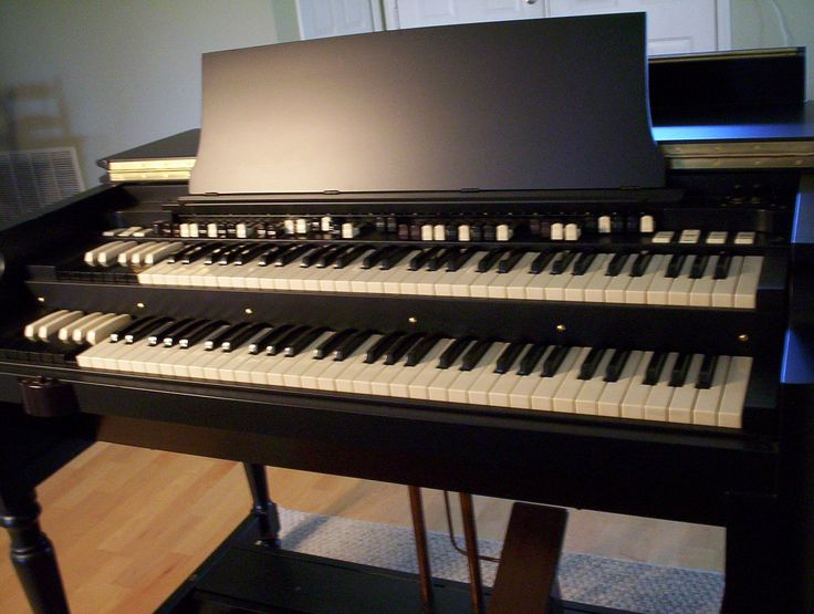 Hammond B3 Black