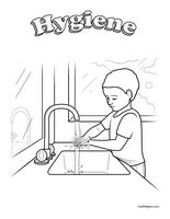 Worksheets, resources and leveled texts for teaching hygiene to primary grade students.