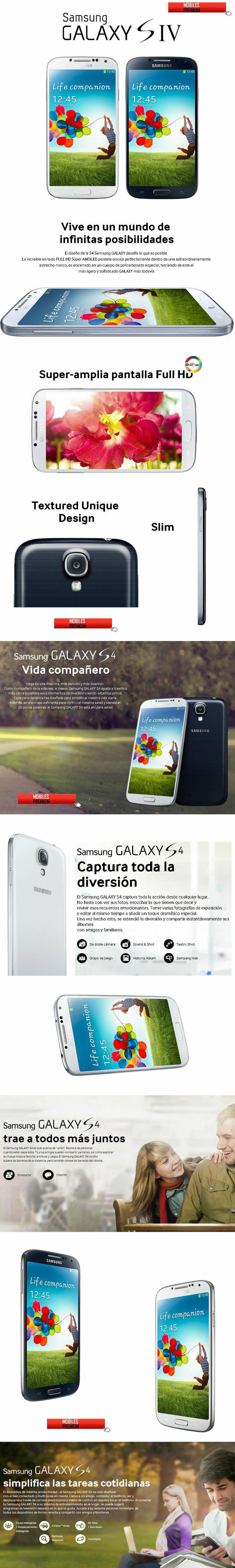 Comprar samsung galaxy s4 gt i9500 negro | venta de samsung galaxy s4 negro Argentina