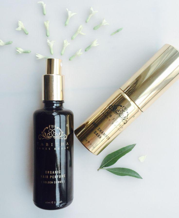 Tabitha James Kraan Dry Shampoo Compact and Hair Perfume Reviews