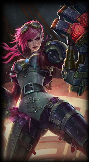 Vi the Piltover Enforcer