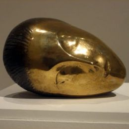 Constantin Brancusi - Sleeping Muse  From: Edward Landin