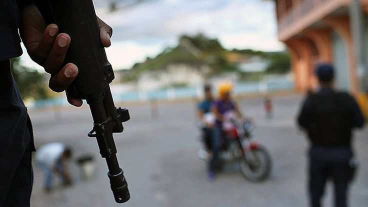 Honduras A cidade mais violenta do mundo está em Honduras