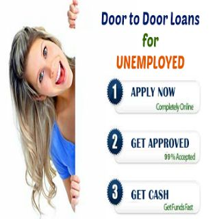 If dealing with unfavorable condition of unemployed so in such case just simply try door to