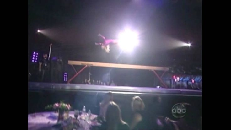 Alicia Sacramone - Beam - Frosted Pink With A Twist