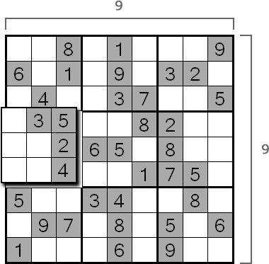 Sudoku | Blog centralny - Akademii uczniowskiej