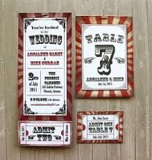 cinema themed wedding invitations
