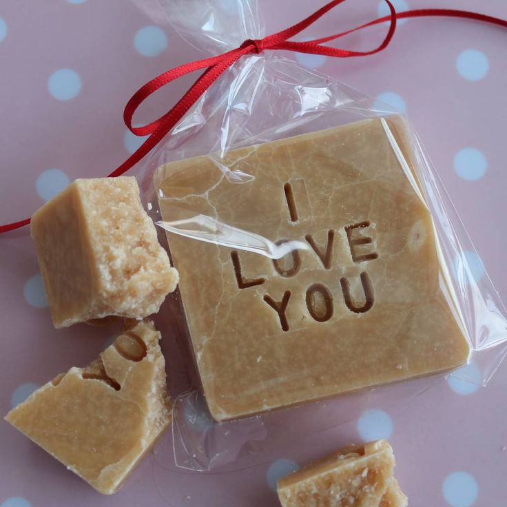 Are you interested in our valentines day scottish tablet? With our personalised valentines thank you you need look no further.