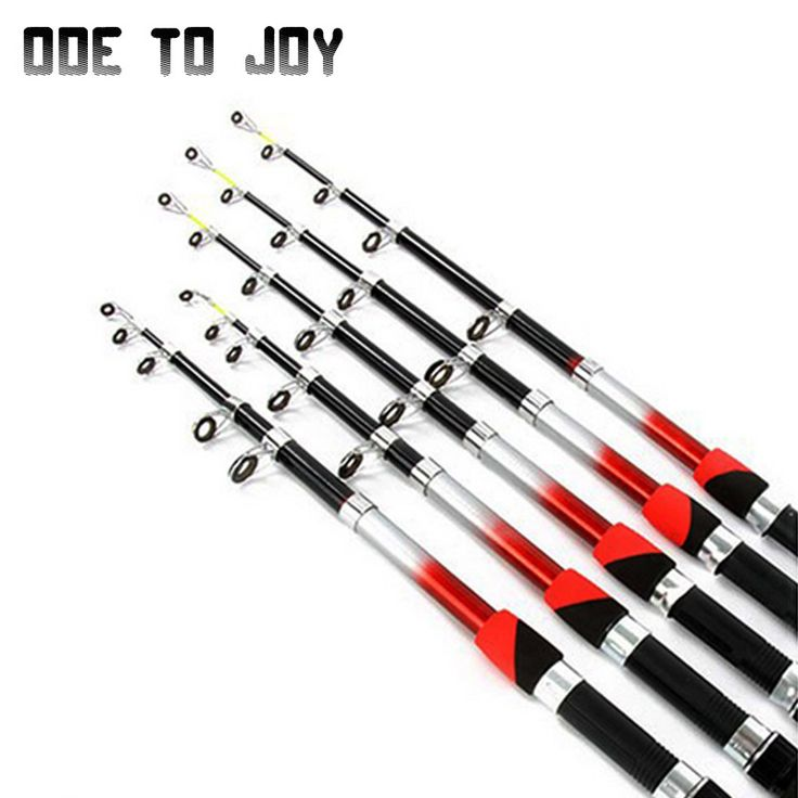 Fishing Rods  1.5M 1.8M 2.1M 2.4M 2.7M 3.0M 3.6M 4.5M Portable Telescopic Fishing Rod Glass Fiber Fishing Pole Travel Sea Fishing Spinning Rod <3 This is an AliExpress affiliate pin.  Find similar products on AliExpress website by clicking the image