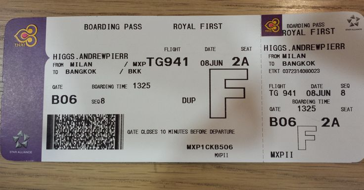 Long-haul flights in First and Business Class for less than the Economy fare - Part 1