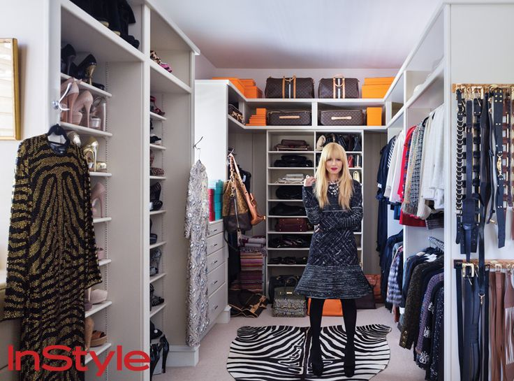 Closet Da Mariah Carey Todo Look Inside Rachel Zoeu0027s Chic Home