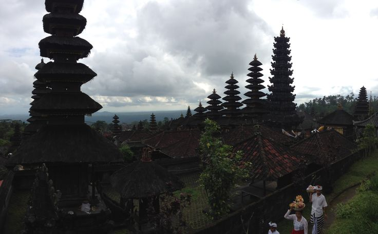 DAY 7: on the way to Amed we stopped at Pura Besakih, the biggest and most sacred temple in Bali