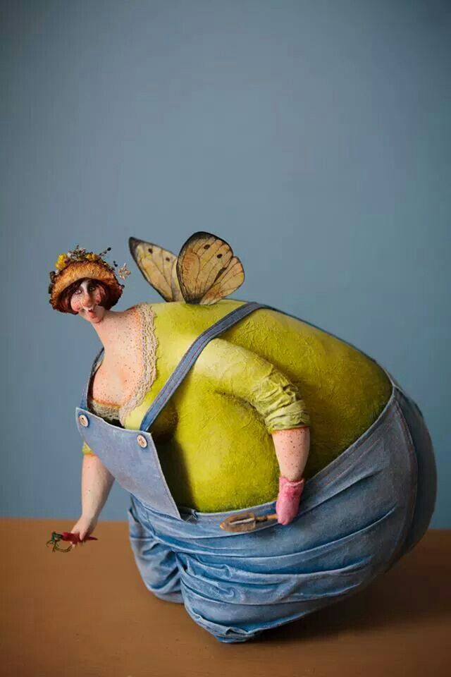Marionette // Sculptures // Dolls✋More Pins Like This At FOSTERGINGER @ Pinterest☝✋