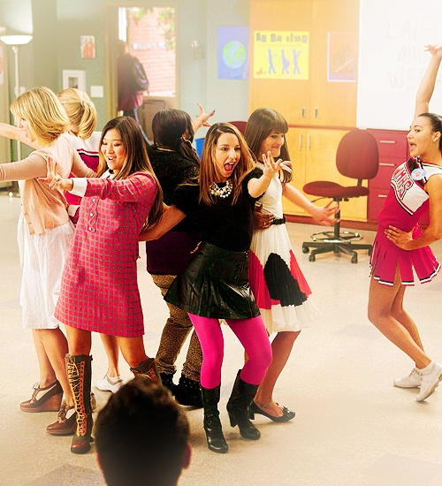 All Glee, All the Time