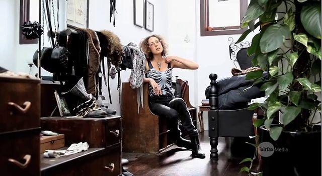 My Wardrobe: Julia deVille _ themelbournemag.com