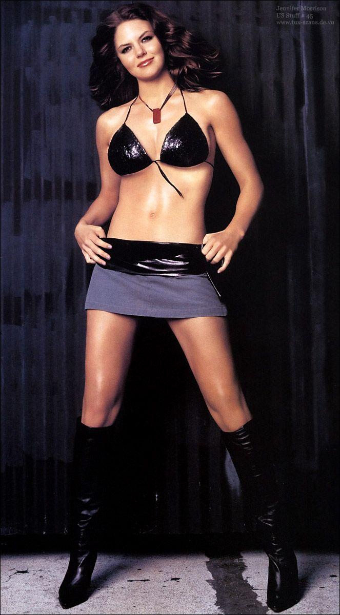 lingerie Jennifer morrison