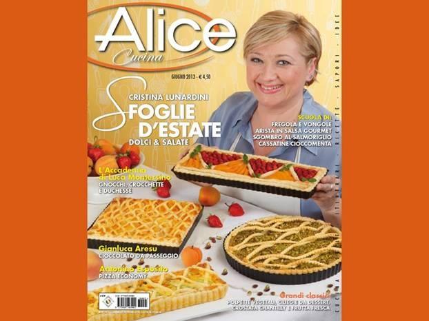 Alice cucina di giugno è in edicola!