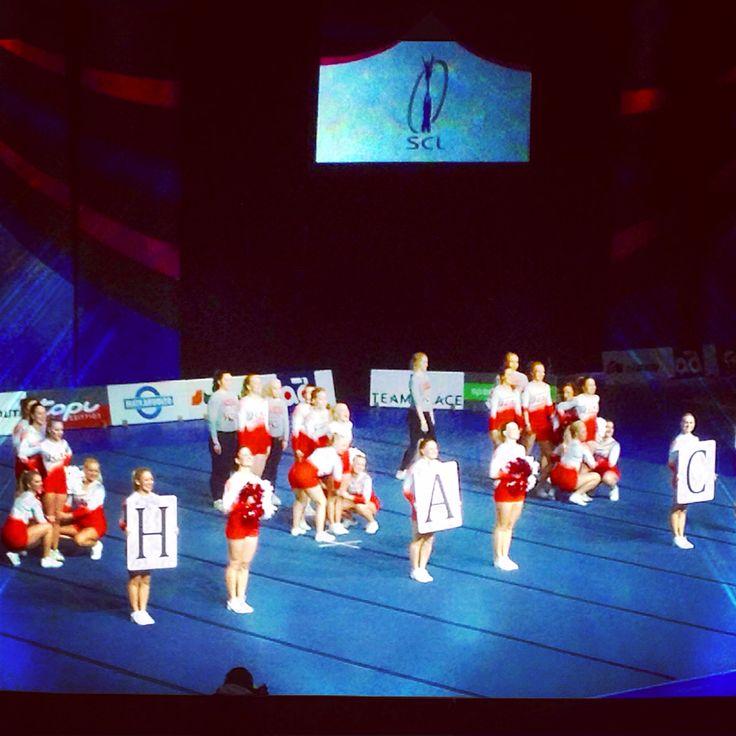 HAC Elite in Finnish nationals Dec. 2014