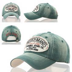 Vintage Ball Caps | ... Men Women Vintage Look Distressed Retro Baseball Ball Cap Hat | eBay