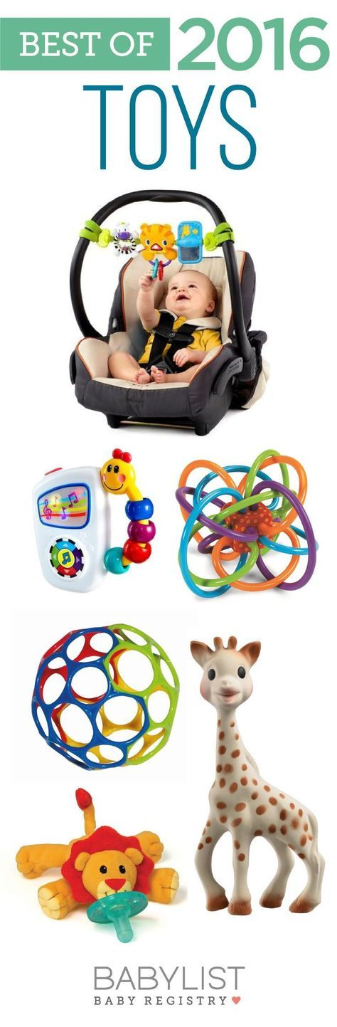 Need some advice to help you pick out the best toys for your baby? Here are the 6 best toys of 2016 - based on our own research + input from thousands of parents. There's no one must-have toy. Every family is different. Use this guide to help you figure out the best toy for your child.