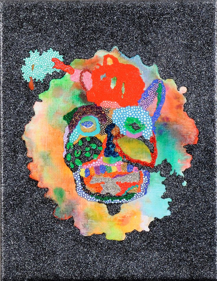ヤカンニコンバンワ / Tomoaki TARUTANI #ART #Contemporary ART #POP ART #Mandala #曼荼羅