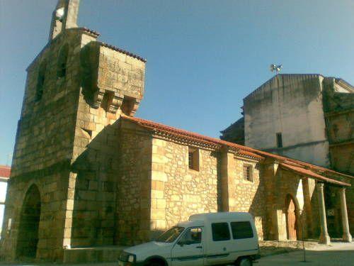 Iglesia de la asunción de los siglos XV y XVI.