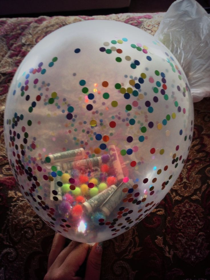 A creative birthday present that any kid would love!