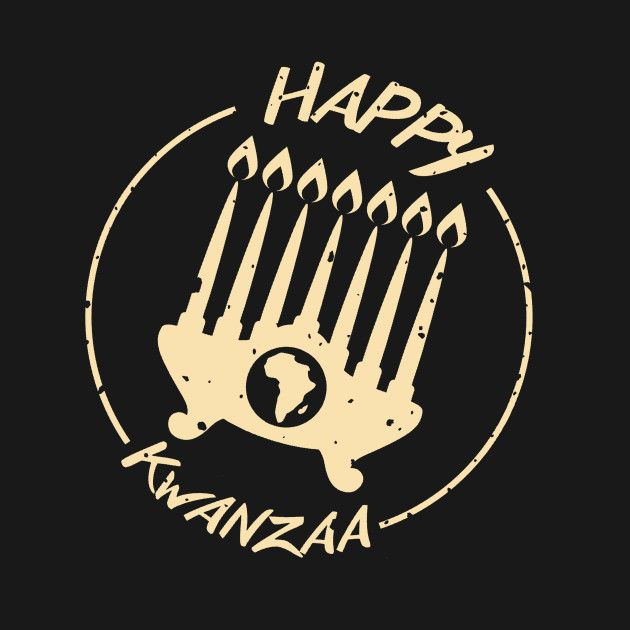 Check out this awesome 'Happy+Kwanzaa+5+t-shirt' design on @TeePublic!
